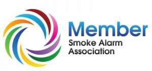 Smoke Alarm Association Brisbane - Logo